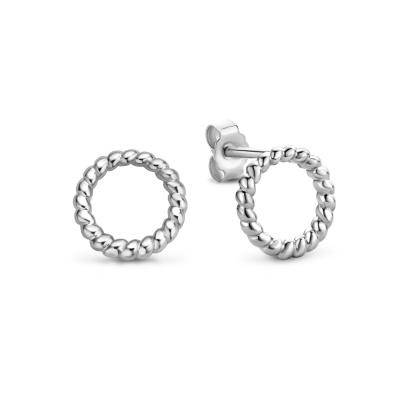 Selected Jewels Lina Pien 925 Sterling Zilveren Oorknoppen SJ360002