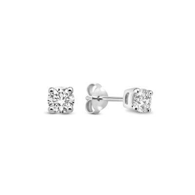 Selected Jewels Mila Elodie 925 Sterling Zilveren Oorknoppen SJ360048