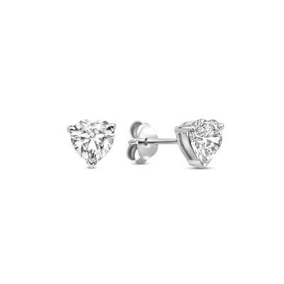 Selected Jewels Mila Elodie 925 Sterling Zilveren Oorknoppen SJ360051