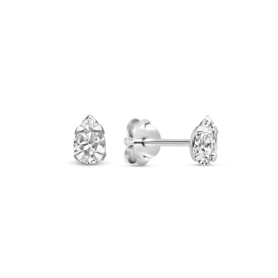 Selected Jewels Mila Elodie 925 Sterling Zilveren Oorknoppen SJ360053