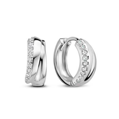 Selected Jewels Mila Elodie 925 sterling zilveren creolen SJ360072