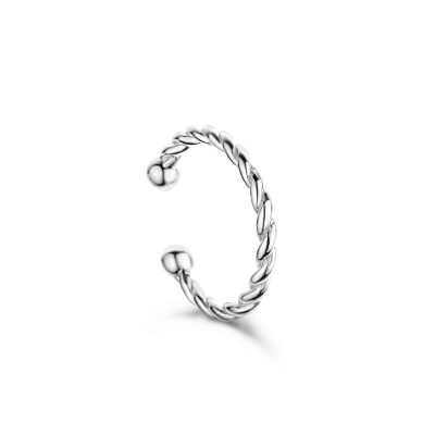 Selected Jewels 925 Sterling Zilveren Lizzy Lucy Ear Cuff SJ370002