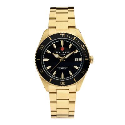 Sem Lewis Lundy Island Diver horloge SL1100076