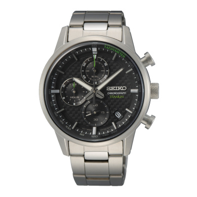 Seiko Chrono horloge SSB389P1