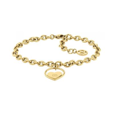 Tommy Hilfiger Goudkleurige Armband TJ2780554 (Lengte: 19.00 cm)