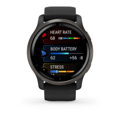 Garmin Venu 2 smartwatch zwart 010-02430-11