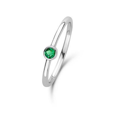 Violet Hamden Venus May 925 Sterling Zilveren Ring Met Geboortesteen VH330007MAY