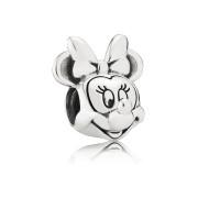 Pandora 925 Sterling Zilveren Disney Minnie Bedel 791587